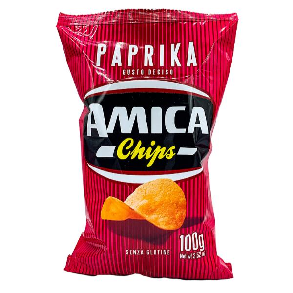 PAPRIKA POTATO CHIPS