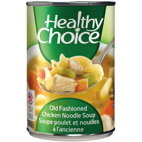 CHICKEN NOODLE OLD FASHIONED SOUP