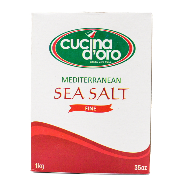 FINE MEDITERRANEAN SEA SALT