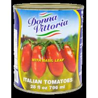 ITALIAN TOMATOES WITH BASIL