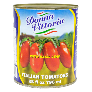 ITALIAN TOMATOES WITH BASIL *limit 6