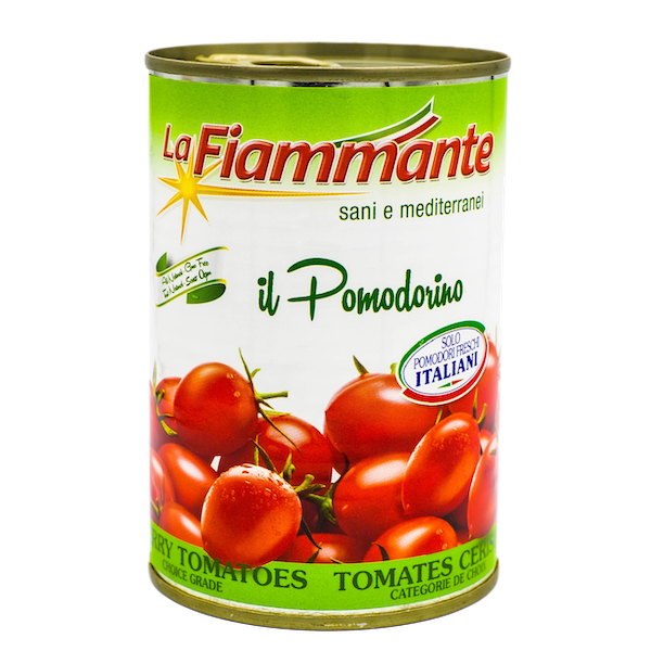 CHERRY TOMATOES IL POMODORINO