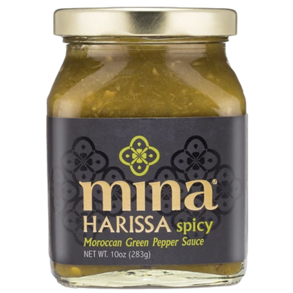 HARISSA SPICY GREEN PEPPER SAUCE
