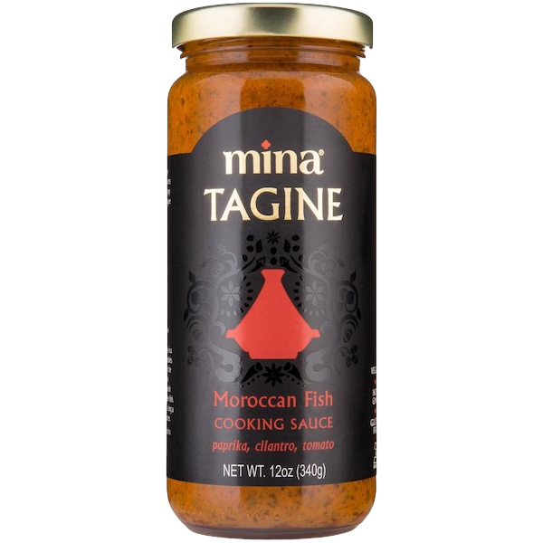 *TAGINE MOROCCAN FISH COOKING SAUCE