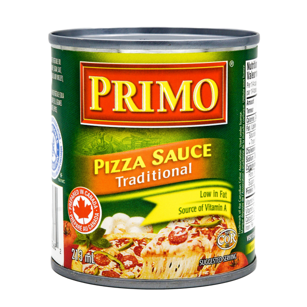 PIZZA SAUCE TRADITIONAL