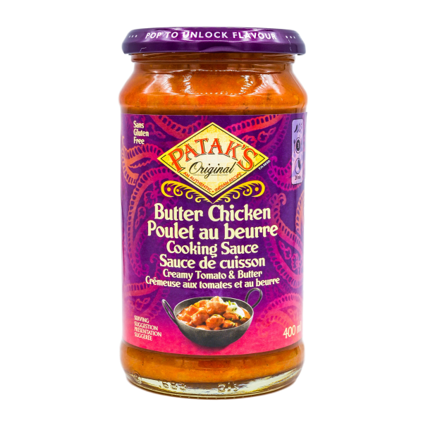 BUTTER CHICKEN COOKING SAUCE