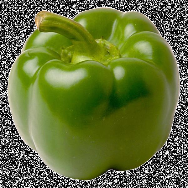 BELL PEPPERS, GREEN 2lb bag