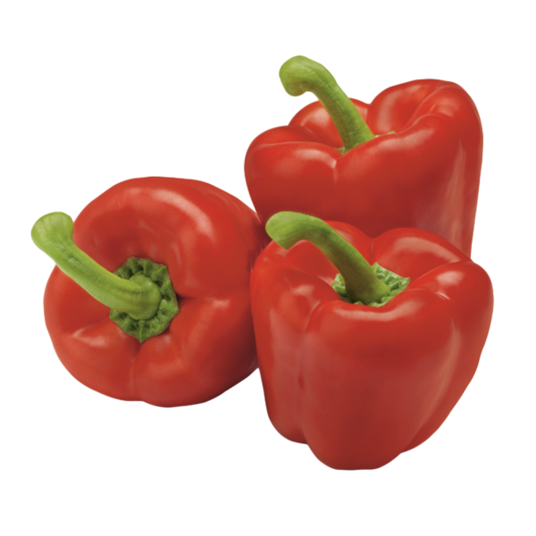 BELL PEPPERS, RED
